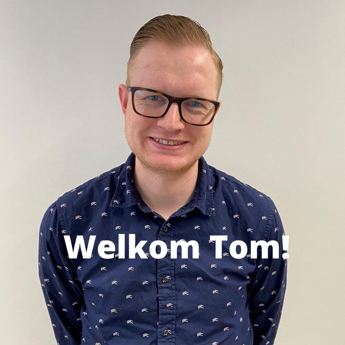 Tom nieuwe adviseur bij Future-Proof