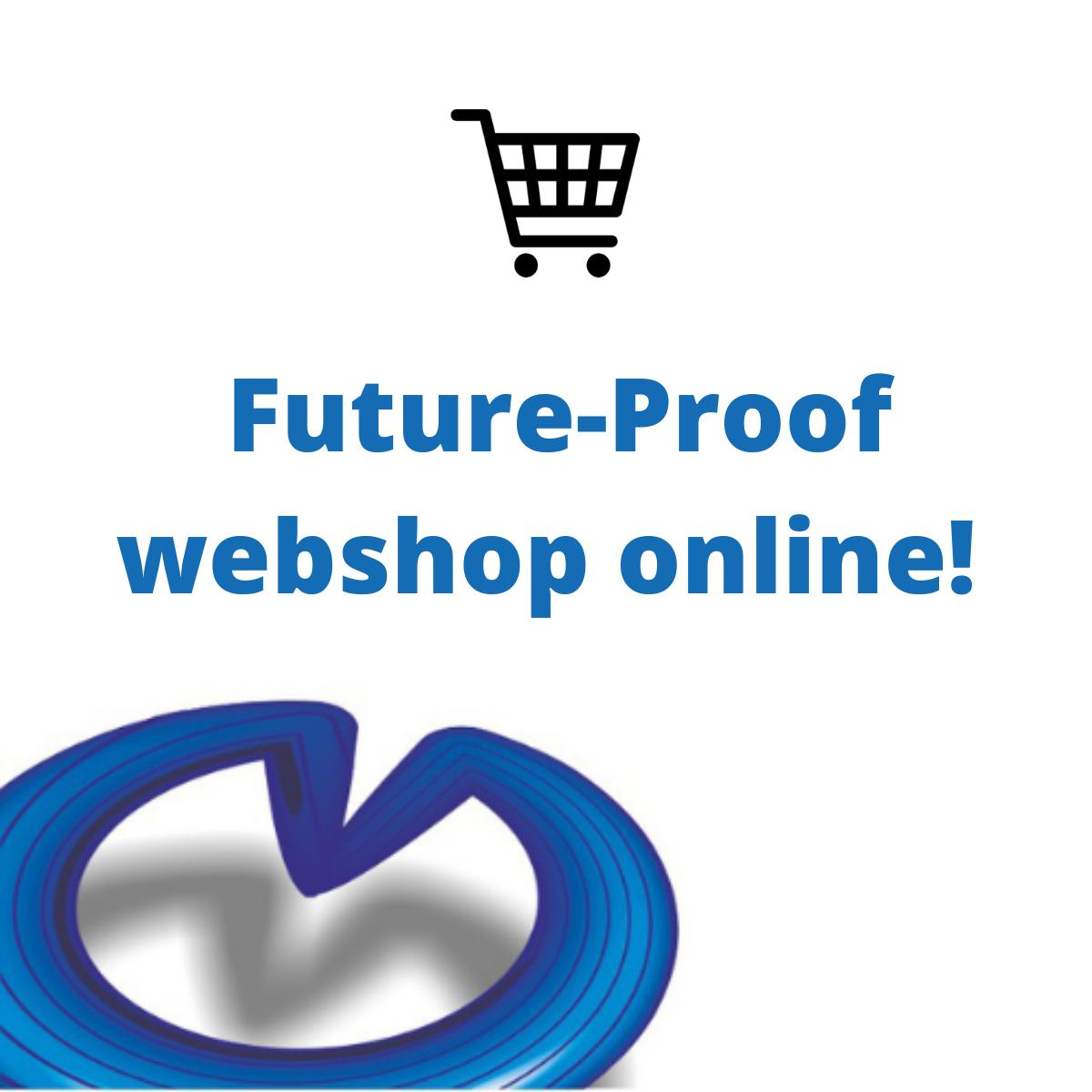 Webshop Future-Proof live!